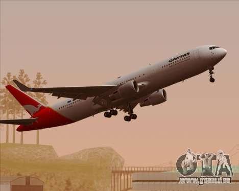 Boeing 767-300ER Qantas für GTA San Andreas