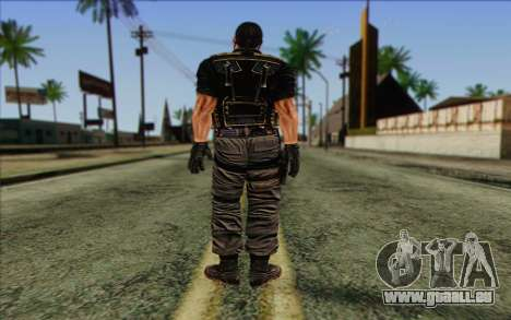 Soldaten aus dem Rogue Warrior 1 für GTA San Andreas zweiten Screenshot