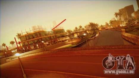 Vice ENB pour le quatrième écran GTA Vice City