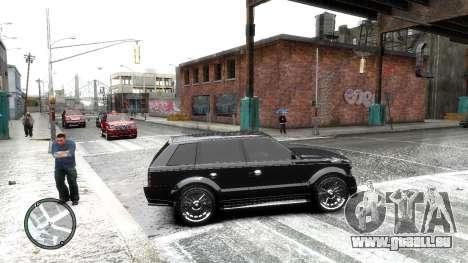 ENB-promo (0.79) v6.3 для GTA 4 pour GTA 4 neuvième écran