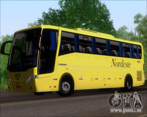 Busscar Elegance 360 Viacao Nordeste 8070 pour GTA San Andreas