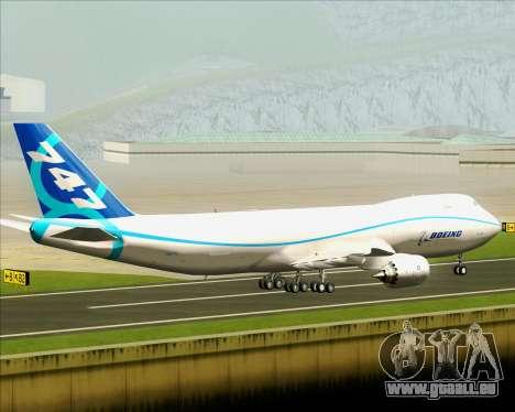 Boeing 747-8 Cargo House Livery für GTA San Andreas
