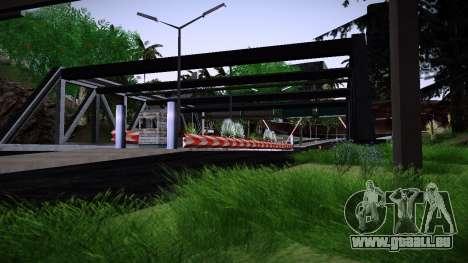 Douanes Par Makar_SmW86 pour GTA San Andreas cinquième écran