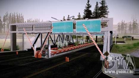 Zoll Von Makar_SmW86 für GTA San Andreas
