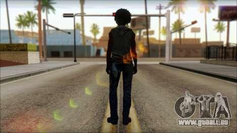 Joslin Reyes pour GTA San Andreas deuxième écran