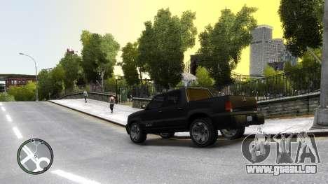 ENB-promo (0.79) v6.3 для GTA 4 pour GTA 4 troisième écran