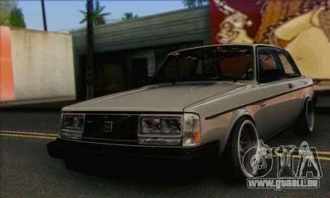 Volvo 242 Stance Works für GTA San Andreas