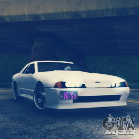 Elegy by Scop & Milky pour GTA San Andreas