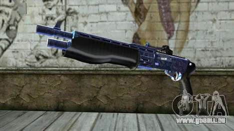 Graffiti Shotgun v2 pour GTA San Andreas