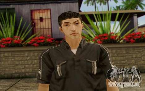 Russian Cats II Skin 3 für GTA San Andreas dritten Screenshot