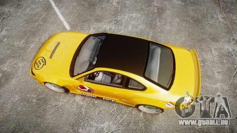 Nissan Silvia S15 Street Drift [Updated] pour GTA 4 est un droit