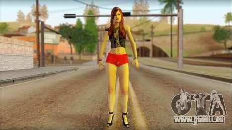 Talia pour GTA San Andreas