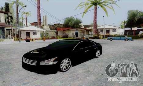 Nissan Maxima pour GTA San Andreas