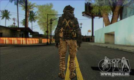 Task Force 141 (CoD: MW 2) Skin 16 für GTA San Andreas zweiten Screenshot