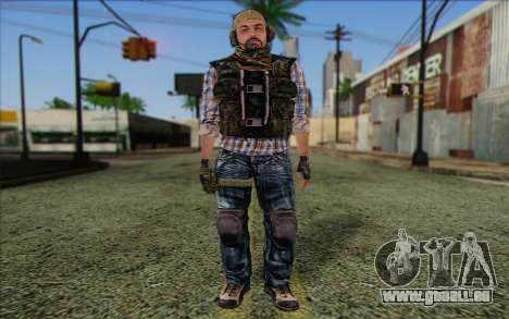 Tanny from ArmA II: PMC für GTA San Andreas