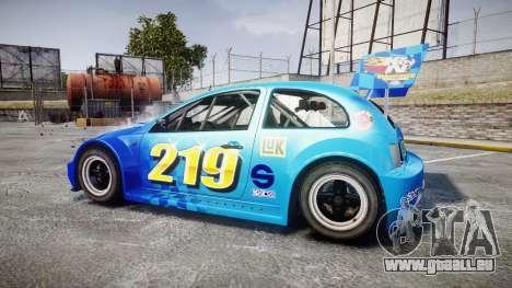 Zenden Cup Kicker pour GTA 4 est une gauche