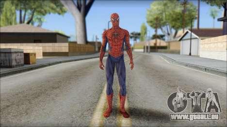 Red Trilogy Spider Man für GTA San Andreas