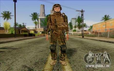 Les soldats de l'Armée AMÉRICAINE (ArmA II) 2 pour GTA San Andreas