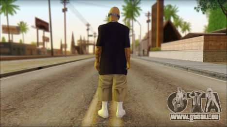 El Coronos Skin 3 für GTA San Andreas zweiten Screenshot