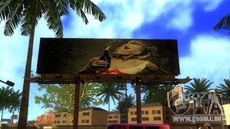 Textures HD skate Park et de l'hôpital V2 pour GTA San Andreas sixième écran