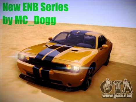 Nouveau ENBSeries par MC_Dogg pour GTA San Andreas