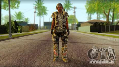Le Chapitre suivant (Aliens vs. Predator 2010) v pour GTA San Andreas