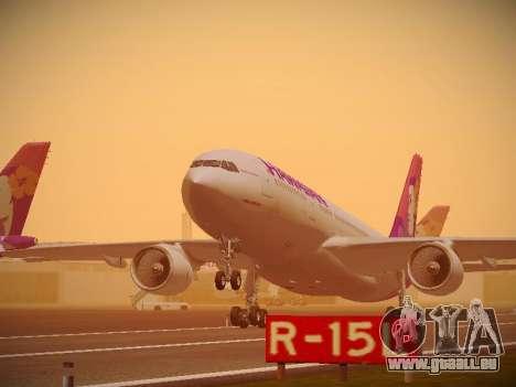 Airbus A330-200 Hawaiian Airlines pour GTA San Andreas