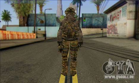 Task Force 141 (CoD: MW 2) Skin 7 für GTA San Andreas zweiten Screenshot