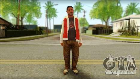 GTA 5 Ped 23 pour GTA San Andreas