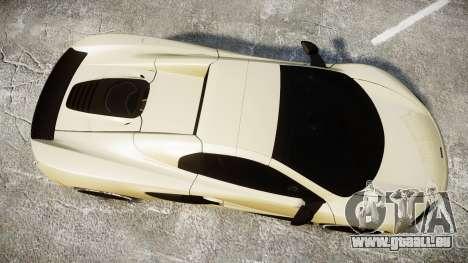 McLaren 650S Spider 2014 [EPM] Yokohama ADVAN v3 für GTA 4 rechte Ansicht