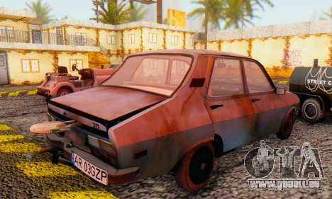 Dacia 1310 MLS Rusty Edition 1988 pour GTA San Andreas vue de droite
