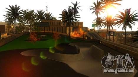 Textures HD skate Park et de l'hôpital V2 pour GTA San Andreas onzième écran