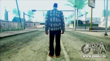 Bmypol2 from Beta Version pour GTA San Andreas deuxième écran