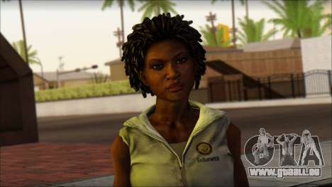 Joslin Reyes für GTA San Andreas dritten Screenshot