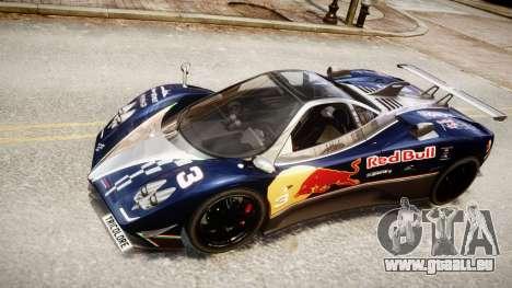 Pagani Zonda Tricolore für GTA 4