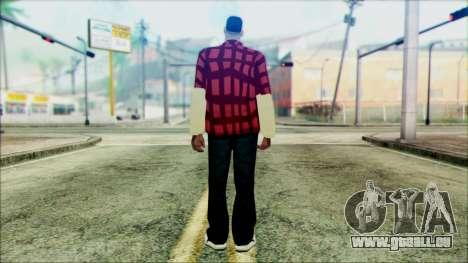 Bmypol1 from Beta Version pour GTA San Andreas deuxième écran