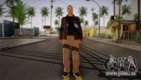 Russian Mafia Skin pour GTA San Andreas