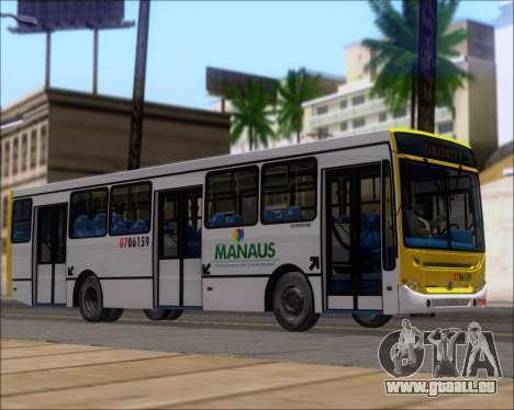 Caio Induscar Apache S21 Volksbus 17-210 Manaus pour GTA San Andreas vue de droite