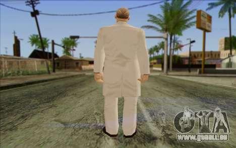 Docteur russe pour GTA San Andreas deuxième écran