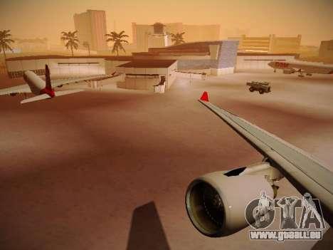 Airbus A330-200 TAM Airlines für GTA San Andreas