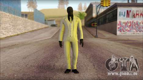 Black Mask From Batman: Arkham Origins für GTA San Andreas