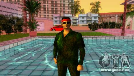 Camo Skin 14 pour GTA Vice City