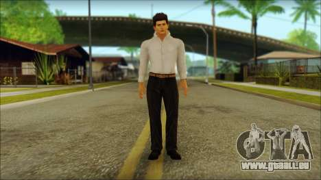 Dead Or Alive 5 Jann Lee 3rd Outfit für GTA San Andreas