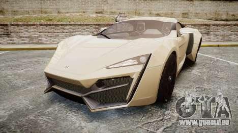 Lykan HyperSport pour GTA 4