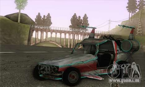 Space Docker from GTA V für GTA San Andreas