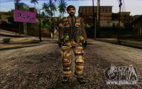 Soldaten MEK (Battlefield 2) Haut 2 für GTA San Andreas