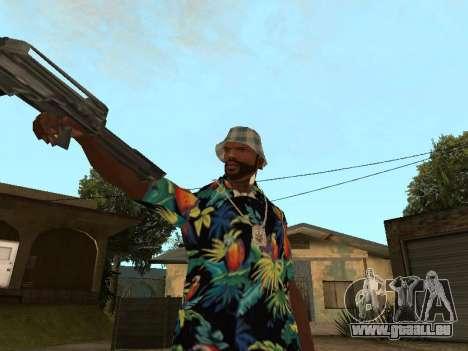 Poser gangster pour GTA San Andreas troisième écran