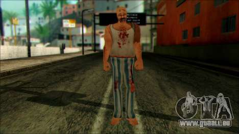 Manhunt Ped 8 für GTA San Andreas