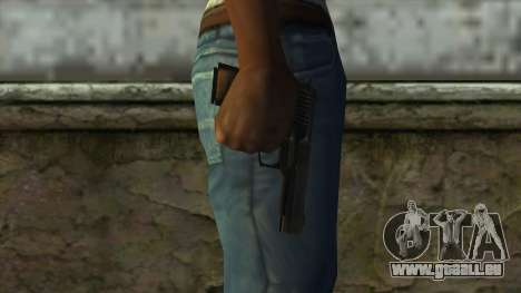 TheCrazyGamer Bernardelli P18 pour GTA San Andreas troisième écran