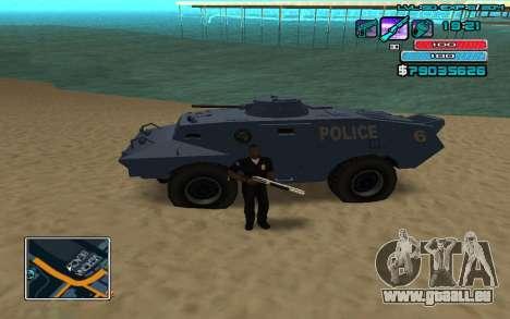 C-HUD par WH édité Mr_Zlo pour GTA San Andreas
